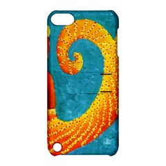 Capricorn Zodiac Sign Apple Ipod Touch 5 Hardshell Case With Stand by julienicholls