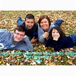 Holiday Card 2015 - 5  x 7  Photo Cards