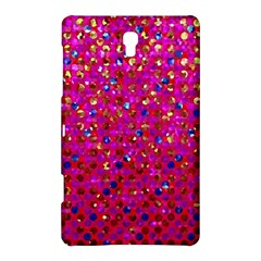Polka Dot Sparkley Jewels 1 Samsung Galaxy Tab S (8 4 ) Hardshell Case  by MedusArt