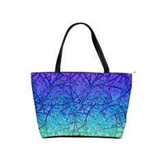 Grunge Art Abstract G57 Shoulder Handbags by MedusArt