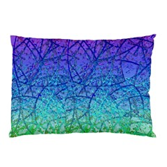 Grunge Art Abstract G57 Pillow Cases (two Sides) by MedusArt