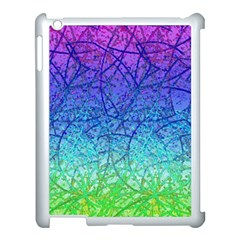 Grunge Art Abstract G57 Apple Ipad 3/4 Case (white) by MedusArt
