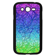 Grunge Art Abstract G57 Samsung Galaxy Grand Duos I9082 Case (black) by MedusArt