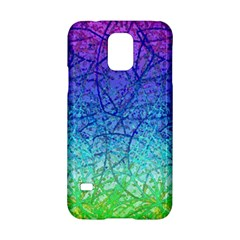 Grunge Art Abstract G57 Samsung Galaxy S5 Hardshell Case  by MedusArt