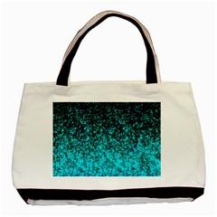 Glitter Dust G162 Basic Tote Bag (two Sides)  by MedusArt