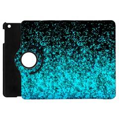Glitter Dust G162 Apple Ipad Mini Flip 360 Case by MedusArt