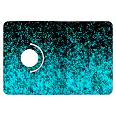 Glitter Dust G162 Kindle Fire Hdx Flip 360 Case by MedusArt