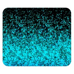 Glitter Dust G162 Double Sided Flano Blanket (small)  by MedusArt