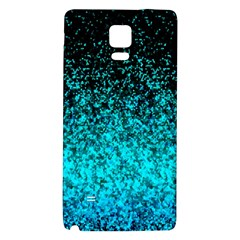Glitter Dust G162 Galaxy Note 4 Back Case by MedusArt