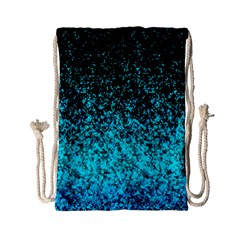 Glitter Dust G162 Drawstring Bag (small) by MedusArt