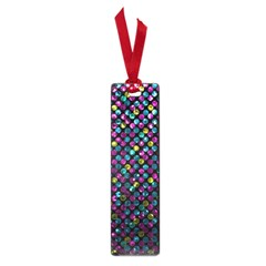Polka Dot Sparkley Jewels 2 Small Book Marks by MedusArt
