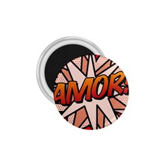 Comic Book Amor!  1.75  Magnets by ComicBookPOP