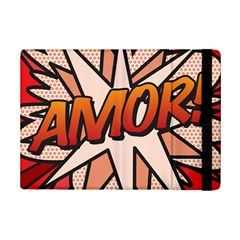 Comic Book Amor!  iPad Mini 2 Flip Cases by ComicBookPOP