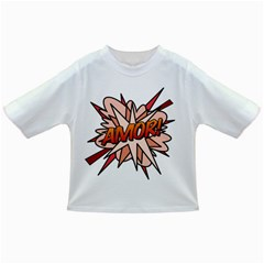 Comic Book Amor! Infant/Toddler T-Shirts by ComicBookPOP