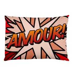 Comic Book Amour!  Pillow Cases by ComicBookPOP