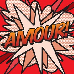 Comic Book Amour!  Magic Photo Cubes by ComicBookPOP