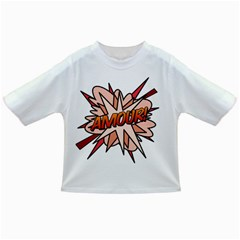 Comic Book Amour! Infant/Toddler T-Shirts by ComicBookPOP