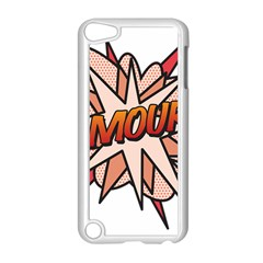 Comic Book Amour! Apple iPod Touch 5 Case (White) by ComicBookPOP