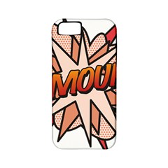 Comic Book Amour! Apple Iphone 5 Classic Hardshell Case (pc+silicone) by ComicBookPOP