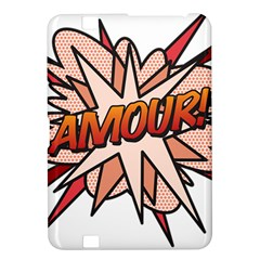 Comic Book Amour! Kindle Fire Hd 8 9  by ComicBookPOP