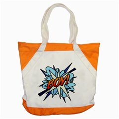 Comic Book Boy! Accent Tote Bag  by ComicBookPOP