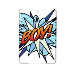 Comic Book Boy! Ipad Mini 2 Hardshell Cases by ComicBookPOP