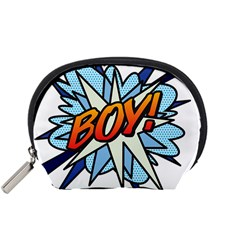Comic Book Boy! Accessory Pouches (Small)  by ComicBookPOP