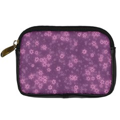 Snow Stars Lilac Digital Camera Cases by ImpressiveMoments