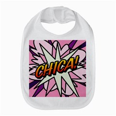 Comic Book Chica!  Bib by ComicBookPOP