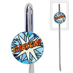 Comic Book Garcon! Book Mark by ComicBookPOP