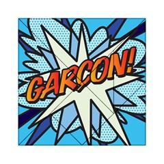Comic Book Garcon! Acrylic Tangram Puzzle (6  X 6 )