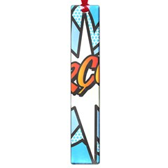 Comic Book Garcon! Large Book Marks by ComicBookPOP