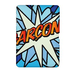Comic Book Garcon! Samsung Galaxy Tab 2 (10.1 ) P5100 Hardshell Case  by ComicBookPOP