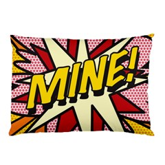 Comic Book Mine! Pillow Cases by ComicBookPOP