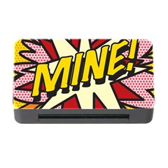 Comic Book Mine! Memory Card Reader with CF by ComicBookPOP