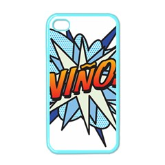 Comic Book Nino! Apple Iphone 4 Case (color) by ComicBookPOP