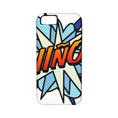 Comic Book Nino! Apple Iphone 5 Classic Hardshell Case (pc+silicone) by ComicBookPOP
