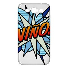 Comic Book Nino! Samsung Galaxy Mega 5 8 I9152 Hardshell Case  by ComicBookPOP