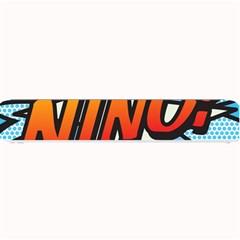 Comic Book Nino! Small Bar Mats