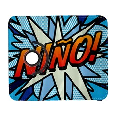 Comic Book Nino! Samsung Galaxy S  Iii Flip 360 Case by ComicBookPOP