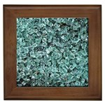 broken-glass3 Framed Tile