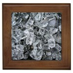 broken-glass Framed Tile