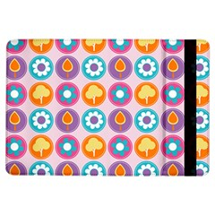 Chic Floral Pattern iPad Air Flip by creativemom