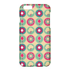 Chic Floral Pattern Apple Iphone 6 Plus/6s Plus Hardshell Case by creativemom