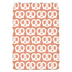 Salmon Pretzel Illustrations Pattern Flap Covers (l)  by creativemom