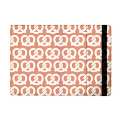 Salmon Pretzel Illustrations Pattern Ipad Mini 2 Flip Cases