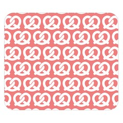 Chic Pretzel Illustrations Pattern Double Sided Flano Blanket (small)  by creativemom