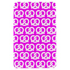 Pink Pretzel Illustrations Pattern Kindle Fire (1st Gen) Hardshell Case by creativemom