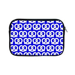 Blue Pretzel Illustrations Pattern Apple Ipad Mini Zipper Cases by creativemom