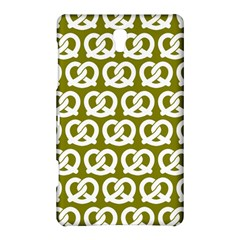 Olive Pretzel Illustrations Pattern Samsung Galaxy Tab S (8.4 ) Hardshell Case  by creativemom
